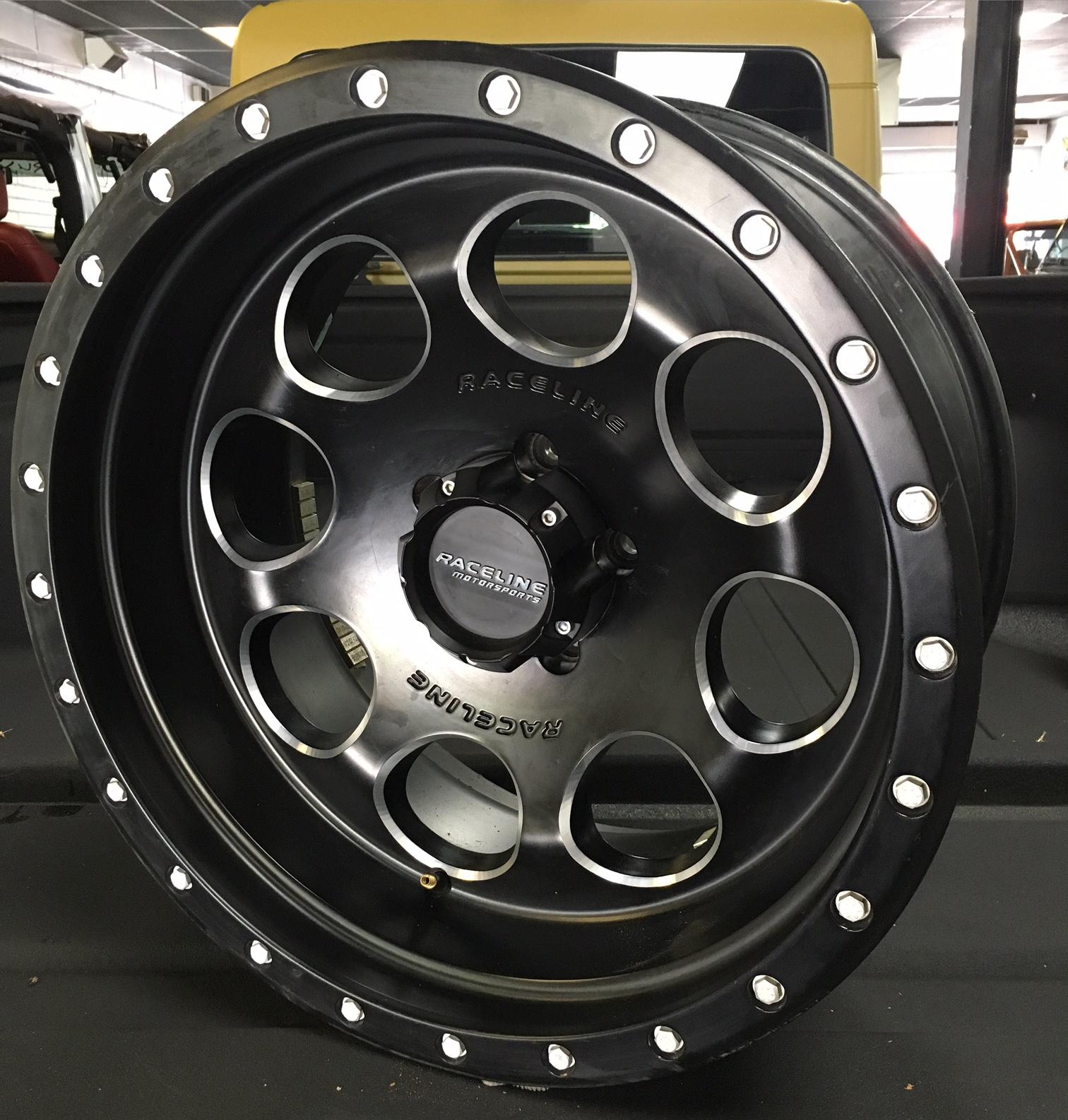 5 Raceline Havoc 20 215 10 Wheels Jeepers Market