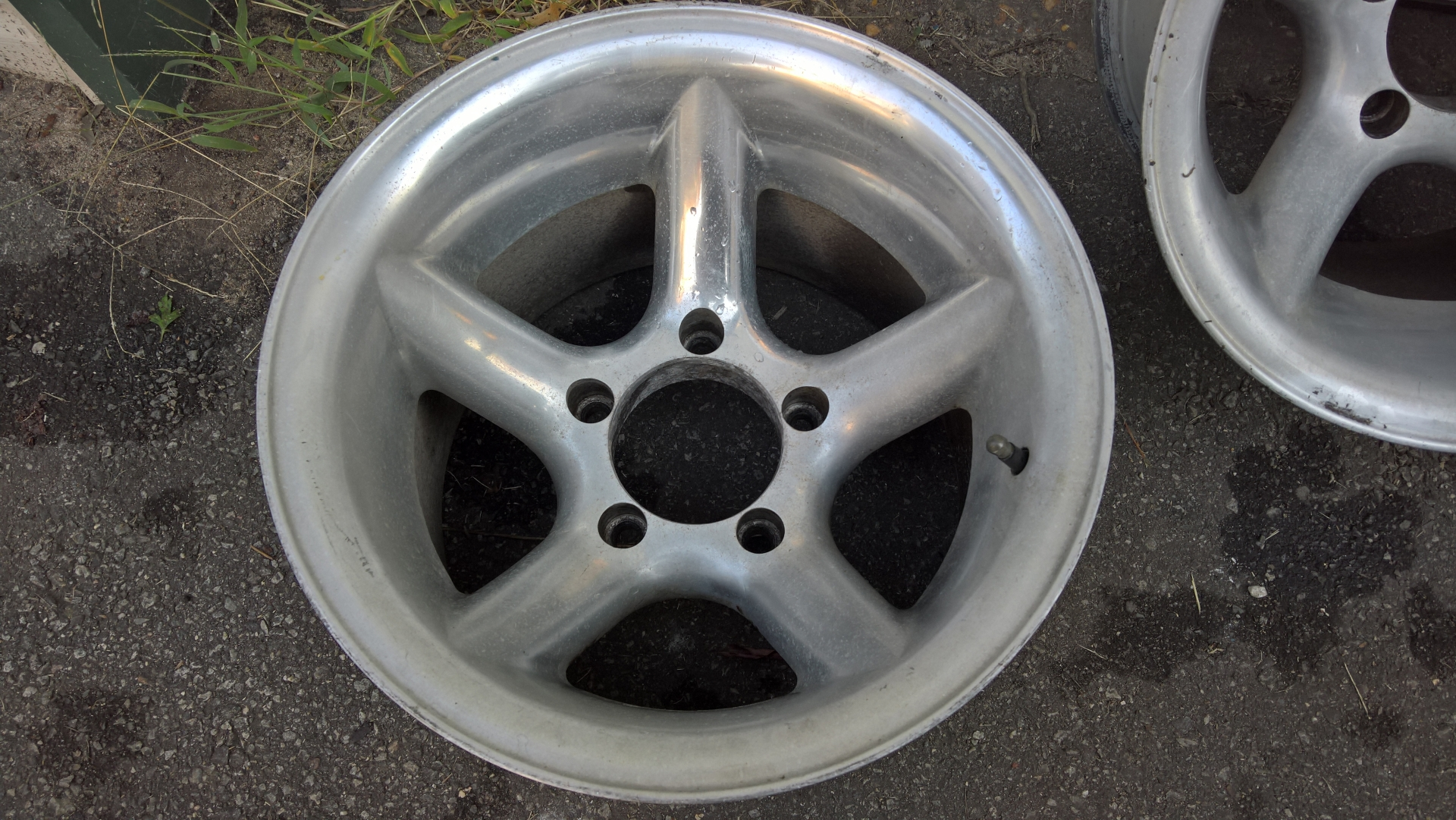 How To Polish Aluminum Wheels >> Image
