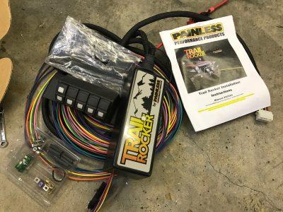painless wiring jeep painless wiring jeep tj swap image