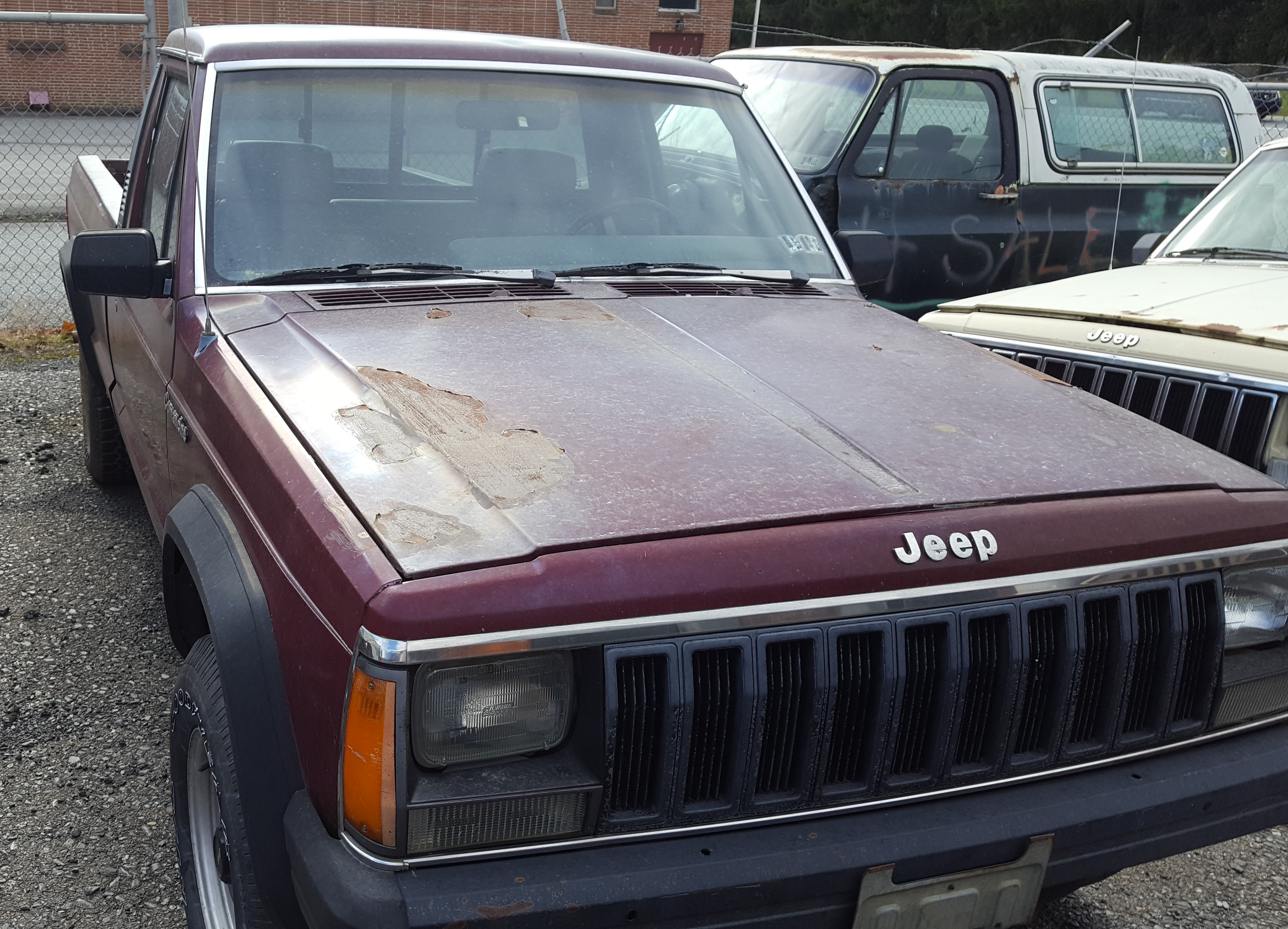 miles on an fire mj for jeep product sale good you this and up jeepers it will need is whenever in the fair xxx market has to condition motor comanche runs that